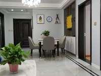急售华芳国际套间,精装修,家具家电齐全,仅售:117.8万