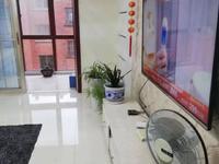 急售中央花园 黄金楼层 精装三房 送车库 皮沙发 中央空调 双开冰箱