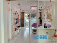 江南新城 精装大三房 带7平自行车库 满2年 性价比高 看房方便