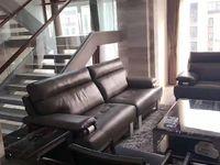 华芳国际 景观空中别墅复式 送阳光房 名校校区房 上下2层 精装修 满5年唯一