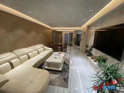 出售:城北核心,水韵新城,133平,精装修,拎包入住,有车库,仅售139.8万!