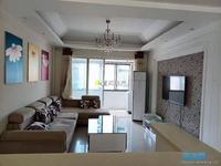 景湖理想城98平两室一厅一卫出租 租金1700一月 精装修