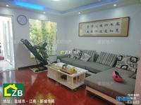 江南新城120平三室两厅一卫出租 带自行车库租金1800一月 精装修