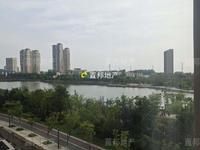 出租港利上城国际毛坯三房中间楼层看房方便!!!