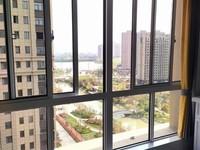 欧堡利亚北辰 黄金楼层107平米 精装3房 送车库 产证满2年 售价115.8万