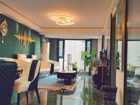 出租欧堡利亚北辰精装修3房,拎包入住,租金2500每月