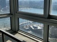 一品世家湖景房 127.6平米 17凤凰层 送车库 证满2年109万 看中小刀