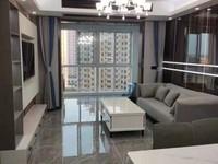 欧堡利亚北辰 黄金楼层106平米 经典3房产证满2年 售价115.8万