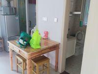 出租仁和家园安园4楼1室1厅50平精装修家电全拎包即住1000一月随时看微与电同