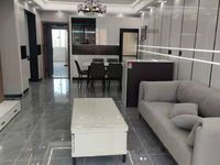 欧堡利亚北辰 电梯6楼 精装三房 拎包即住 送车库 小区性价比最高一套房子