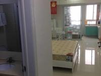 出租友创 滨河湾1室1厅1卫45.5平米1200元/月住宅