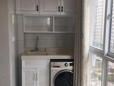 短租 博士苑2房 精装修 1300元一个月 拎包入住 好看房