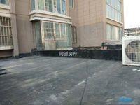 滨海城北 财富鼎盛 中装三房 送40平超大露台 采光无遮挡 带自行车库 稀缺