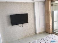 出租 友创滨河湾公寓1室1厅1卫45平米1000元/月