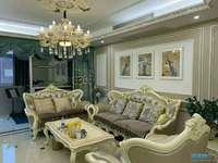 臻园花园洋房.5室2厅2卫产证200平方实际260平.豪装满五唯一.售342万.