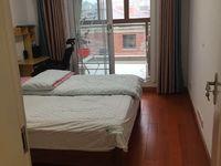 低价出售滨海高端小区中央花园精致装修,采光无任何遮挡 三室两厅,送自行车库