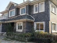 南湖花园 独栋别墅 滨海唯一独栋别墅实际面积663.5平米 院子 轿车库