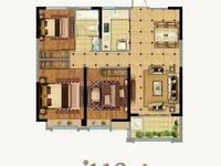 出售珺悦府3室2厅1卫113.5平米81.8万住宅