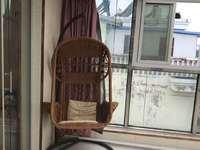 玉龙路 京华苑精装修2室 前后阳台带个大阳光房 产证满5年 随时看房
