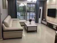 特价 水韵新城架空一楼边户 116平米 三室二厅,精装送车库