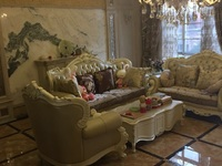 中央花园 联排别墅产证面积300,豪华装修,忍痛割爱售价480万