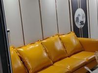 欧宝利亚北辰黄金楼层精装修107平方3室2厅1卫送大平台送车库证件齐全106.8