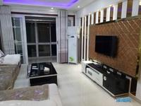 龙泰御景湾两房低价出租 1300一月 全新家具精品装修 拎包即住