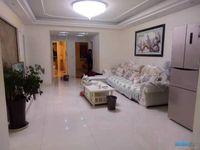 友创滨河湾,6楼,精装修3室2厅,125平方,诚售118.6万,有车库