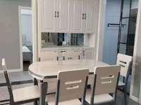 出售滨河湾单身公寓43平31家具家电齐全,采光好,拎包入住