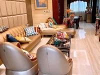 欧堡利亚 臻园,141平,黄金楼层花园洋房,豪华装修有车库车位,售价198万
