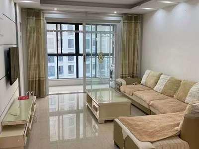 急售水韵新城电梯房精装三房118平米123.8万.看中可谈