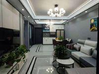 出售欧堡利亚 悦府3室2厅1卫105平米118万住宅