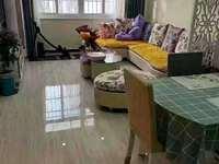 龙泰御景湾黄金三楼,二室二厅65平方,精装修43.8万