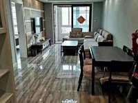 出租万锦豪庭98平米精装修家具家电齐全,拎包即住1600一月,随时看房