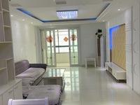 出租 江南新城 电梯7楼 104平方 精装三房 2000一月 随时看房