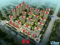 出售紫宸3室2厅1卫113平米112.8万住宅