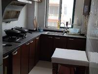 出租华信景园3室2厅1卫115平米1200元/月住宅