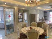 水韵新城6楼148.5平米4室2厅2卫精装送车库143.8万