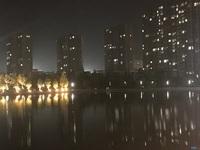 千家万户实拍 一品世家 校区房 ,景观房,夜景好美,满2