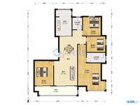 出售珺悦府精装4室2厅2卫157平米168.8万住宅看中价格可谈
