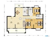 出售珺悦府毛坯4室2厅2卫148平米148.8万住宅