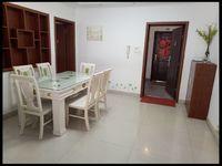 出租海洲嘉苑3室1厅1卫110平米1500元/月住宅