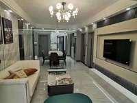 万锦豪庭景115平大三室两厅,轻奢风精装修,品牌家具家电,售价116.8万