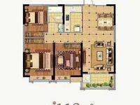 紫宸刚需三房户型,直接更名送车库,永宁校区